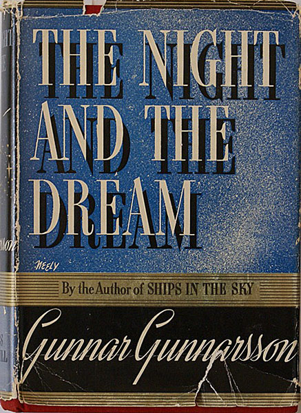 The Night and the Dream. Indianapolis ; New York : Bobb-Merrill company, [1938]